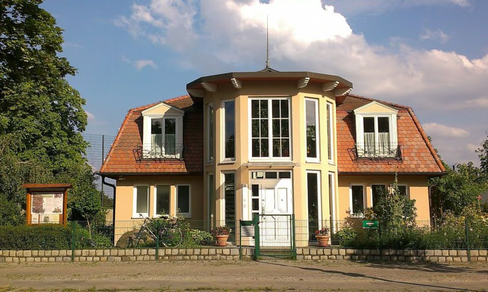 Geschäftsstelle des BV Schöneberg-Firedenau